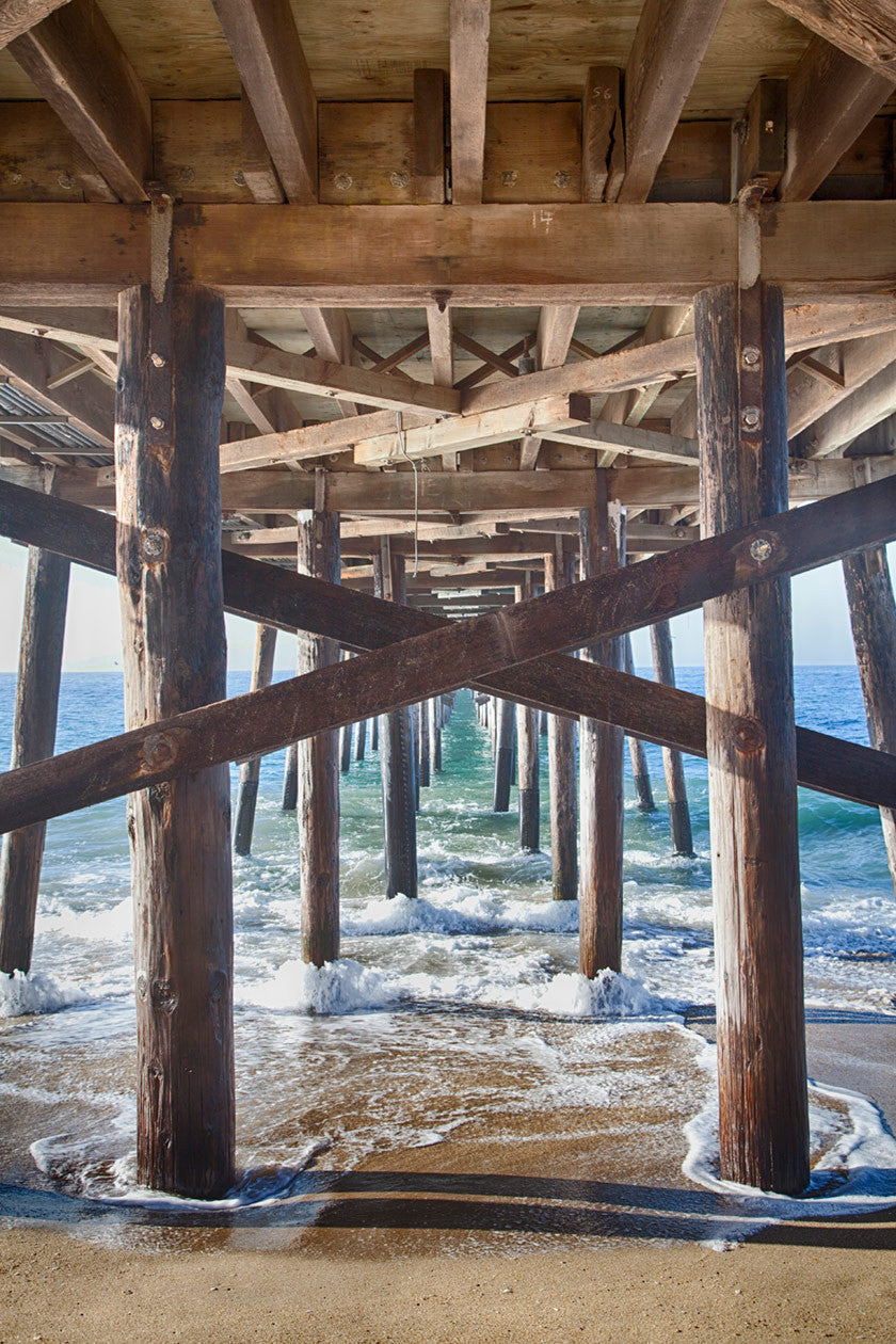 Balboa Beach Pier / photography / custom sizes available