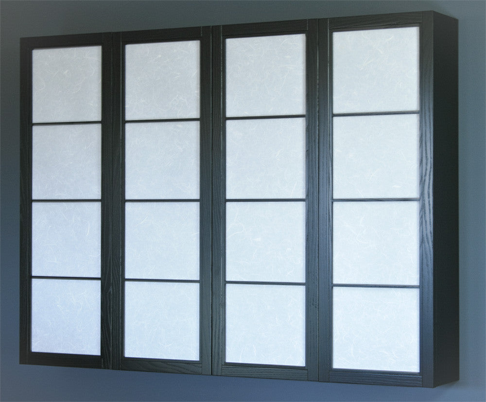 Contemporary Shoji Surrounds / 2 or 4 panel