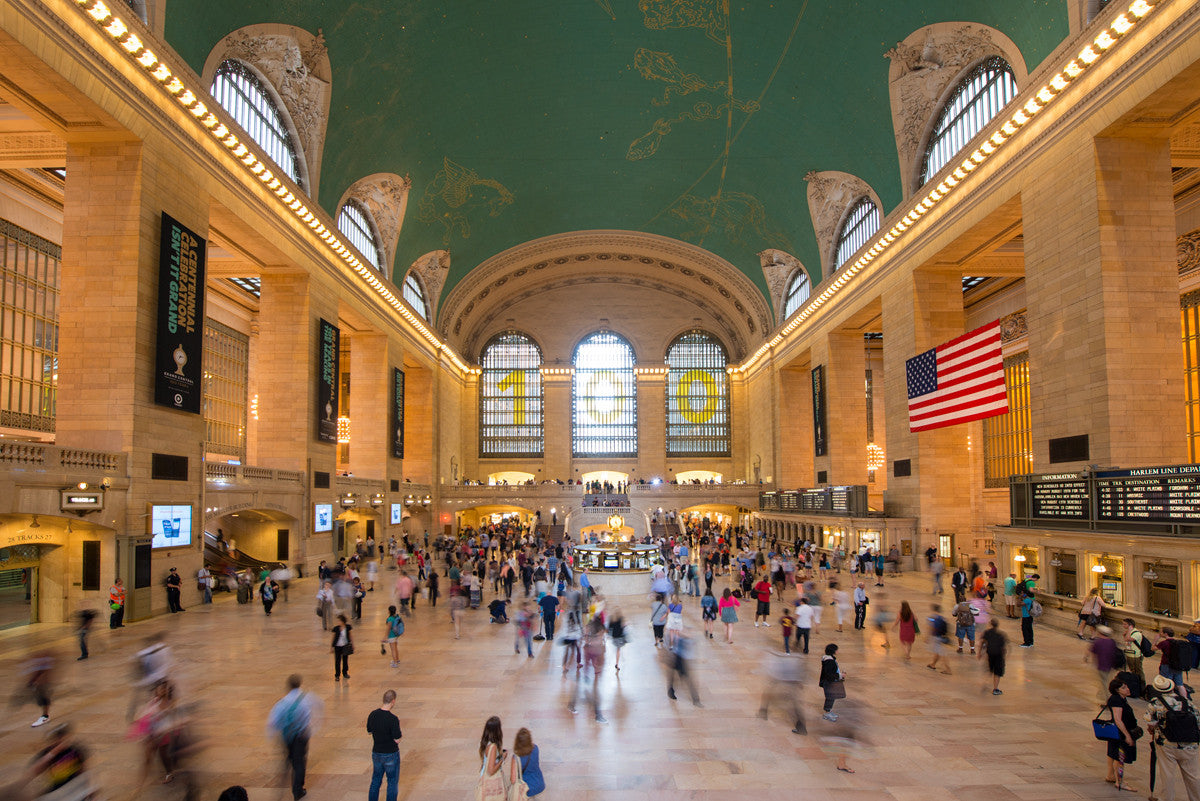 NYC 9910 - Grand Central Station / custom sizes available / photography