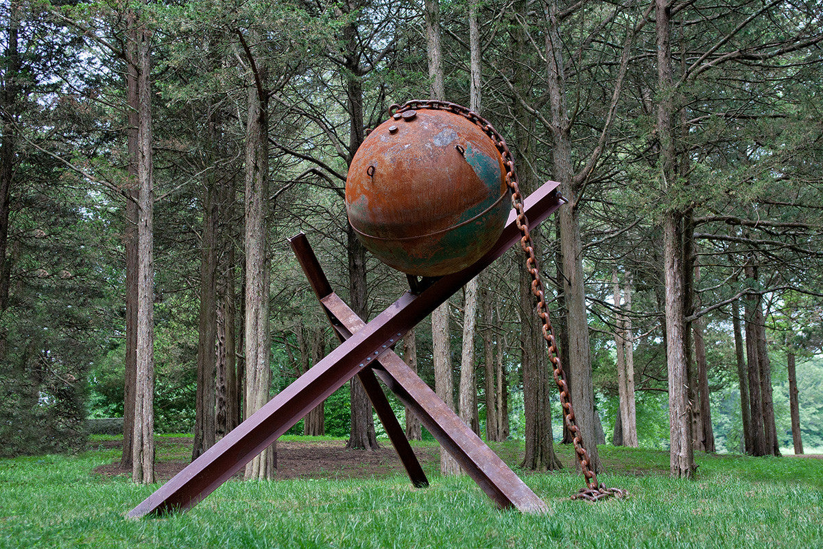 Mooring Ball, Beams & Chain II/7.5 / 7'6