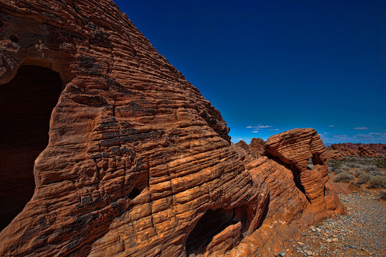 Valley of Fire / custom sizes available / various substrates available
