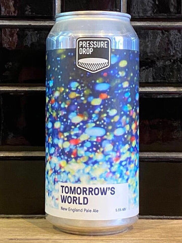 Pressure Drop Tomorrow's World New England Pale