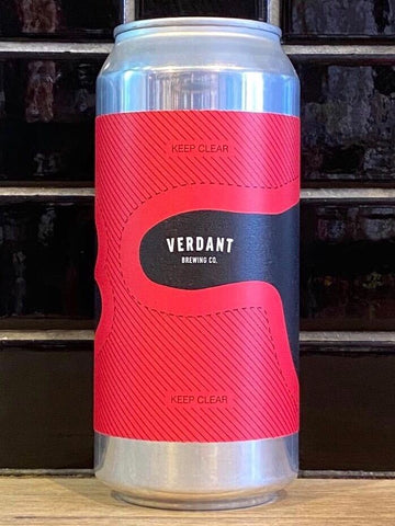 Verdant We've Got Separate Problems IPA