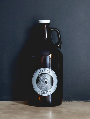 Empty Growler
