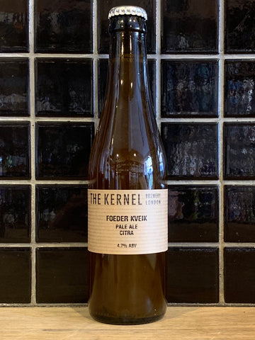 The Kernel Foeder Kveik Pale Ale