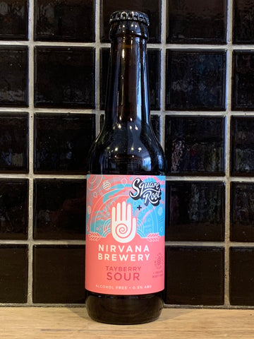 Nirvana x Square Root Tayberry Sour Alcohol Free