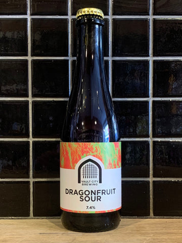 Vault City Dragonfruit Sour