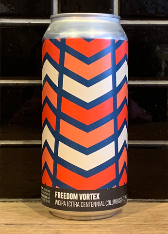 Howling Hops Freedom Vortex West Coast IPA