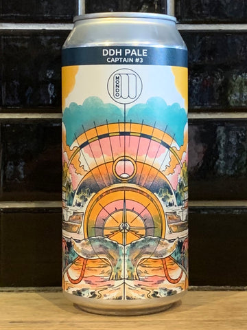 Mondo Captain #3 DDH Pale
