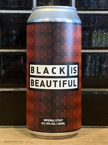 Mondo Black Is Beautiful Imperial Stout
