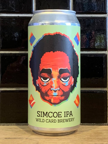 Wild Card Simcoe IPA