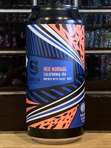 Siren Neo Normal California IPA