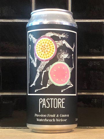 Pastore Passion Fruit & Guava Waterbeach Weisse