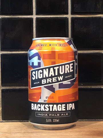 Signature Backstage IPA