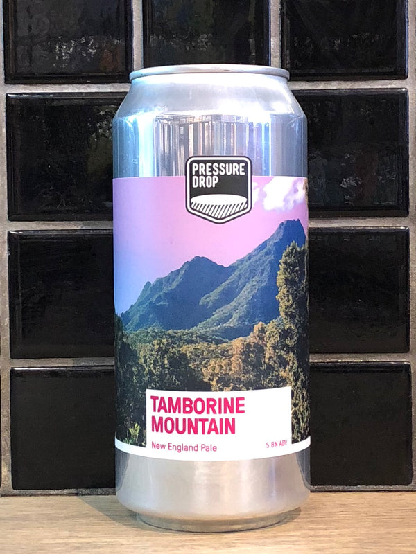 Pressure Drop Tamborine Mountain New England Pale