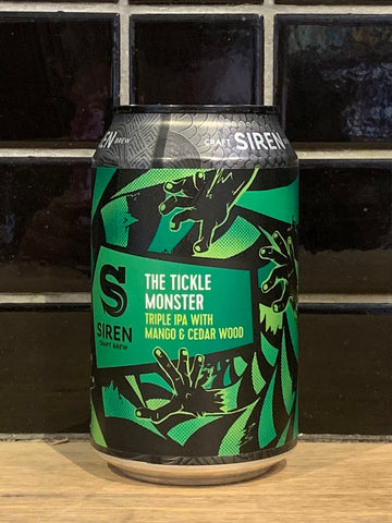 Siren The Tickle Monster Triple IPA