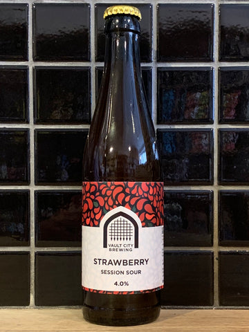 Vault City Strawberry Session Sour