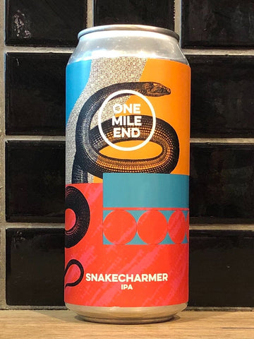 One Mile End Snakcharmer IPA