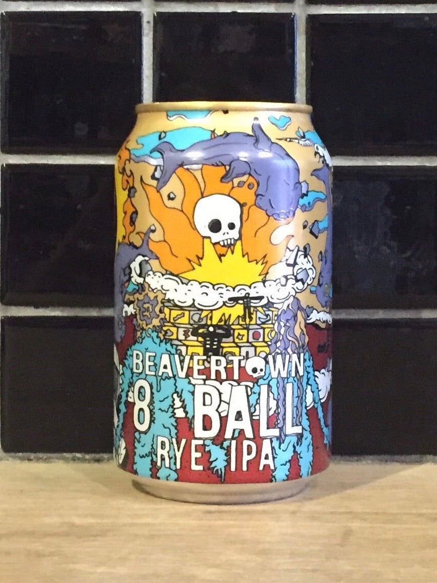 Beavertown 8 Ball Rye IPA