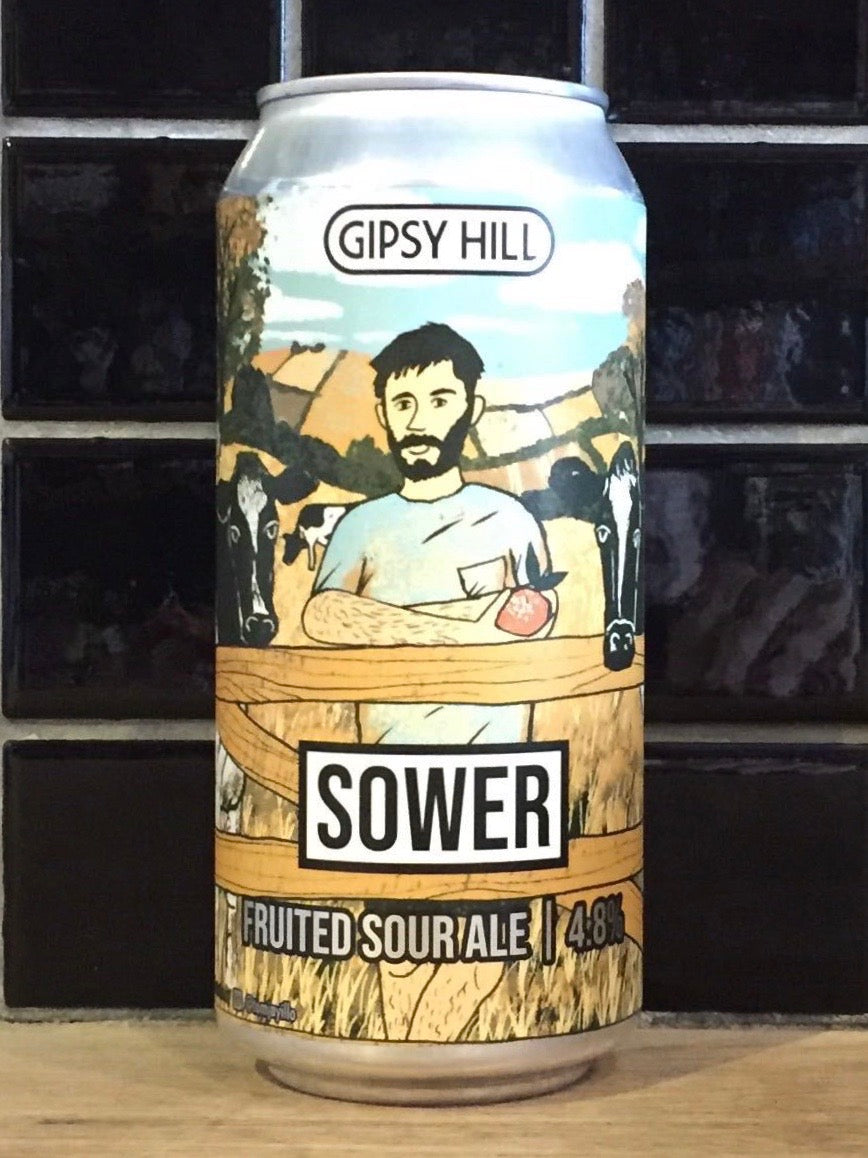 Gipsy Hill Sower Fruited Sour Ale