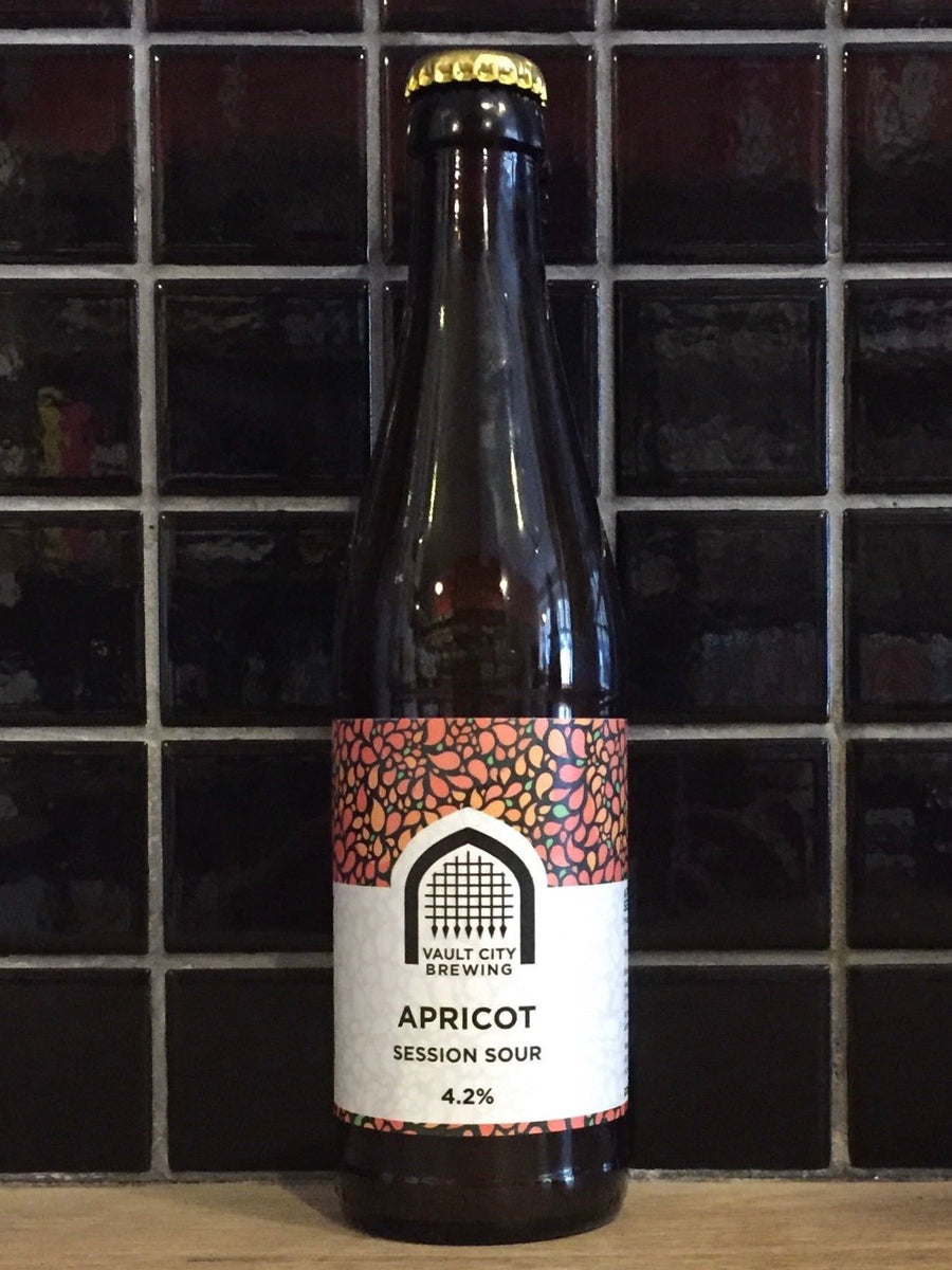 Vault City Apricot Session Sour