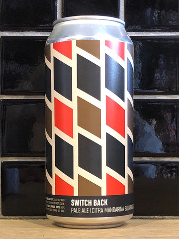 Howling Hops Switch Back Pale Ale