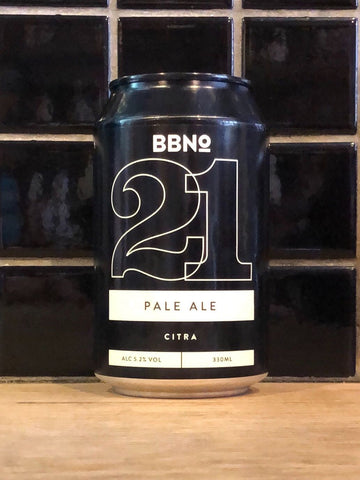 Brew By Numbers Citra Pale Ale