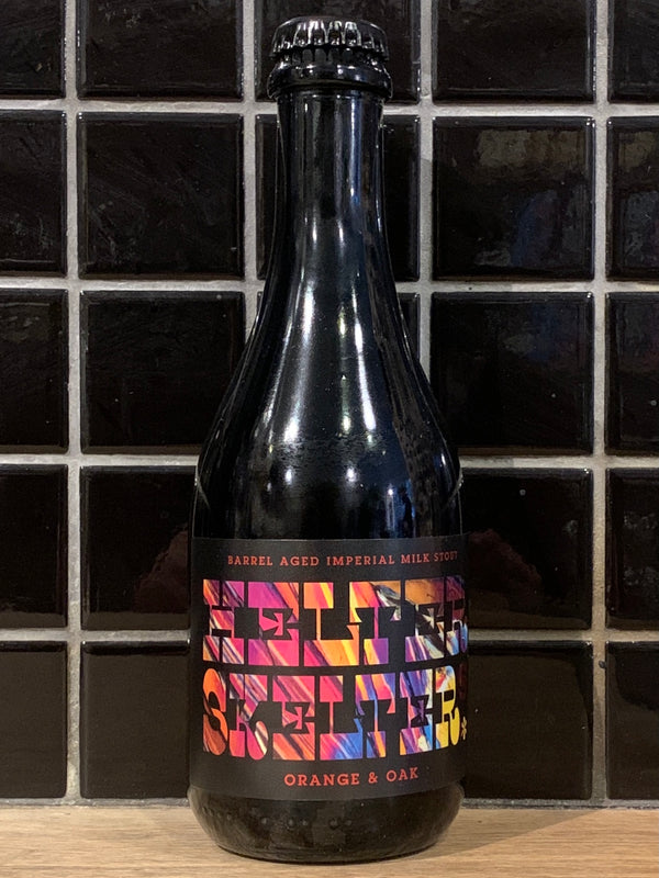 Siren Helter Skelter Barrel Aged Imperial Milk Stout Orange & Oak