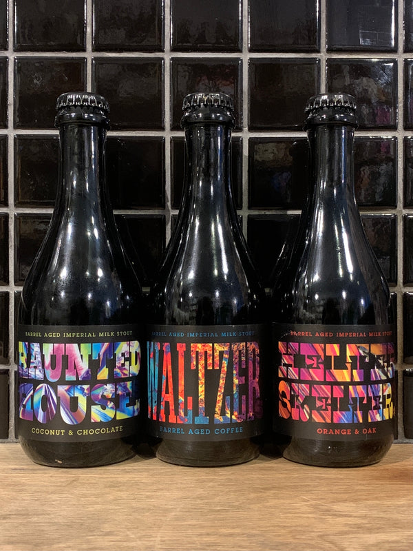 Siren Fairground Imperial Stout Trio Set