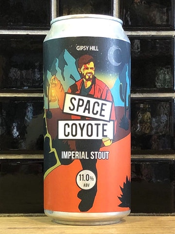 Gipsy Hill Space Coyote Imperial Stout