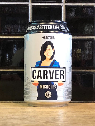 Gipsy Hill Carver Micro IPA