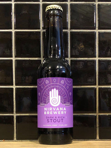 Nirvana Alcohol Free Stout