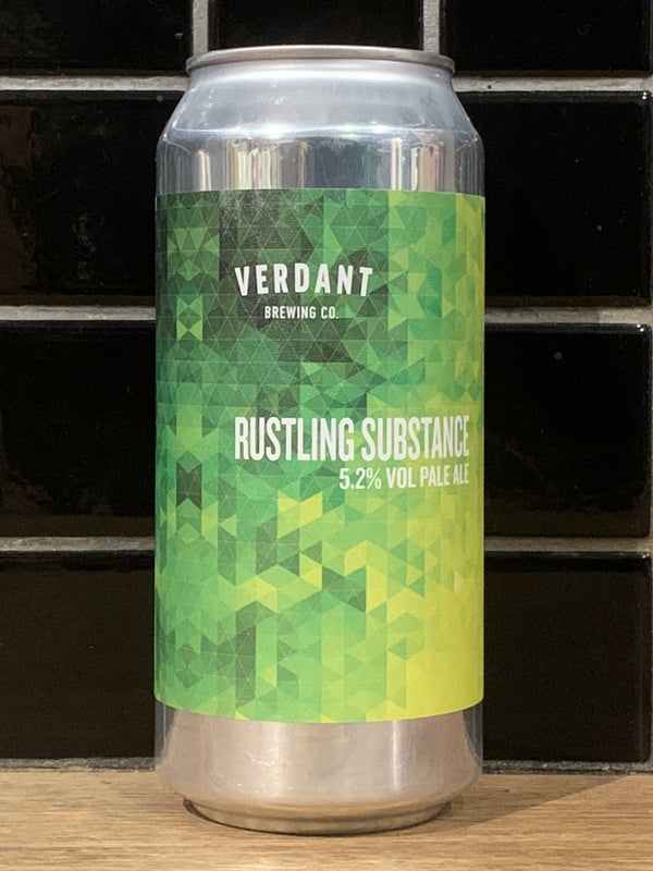 Verdant Rustling Substance Pale Ale