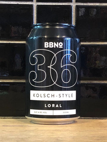 Brew By Numbers Loral Kolsch Style Lager