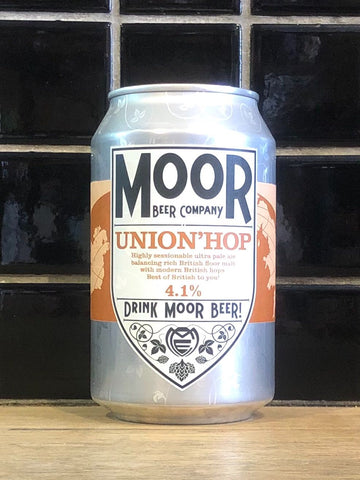 Moor Union Hop Pale Ale
