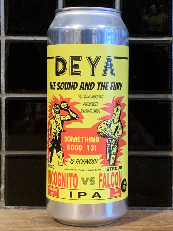 DEYA Something Good 12 IPA
