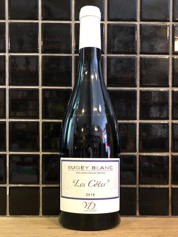 Yves Duport Les Cotes Bugey Blanc