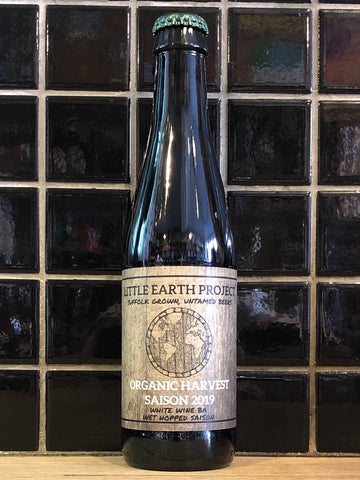 Little Earth Project 2019 Wet Hopped Saison - White Wine Barrel
