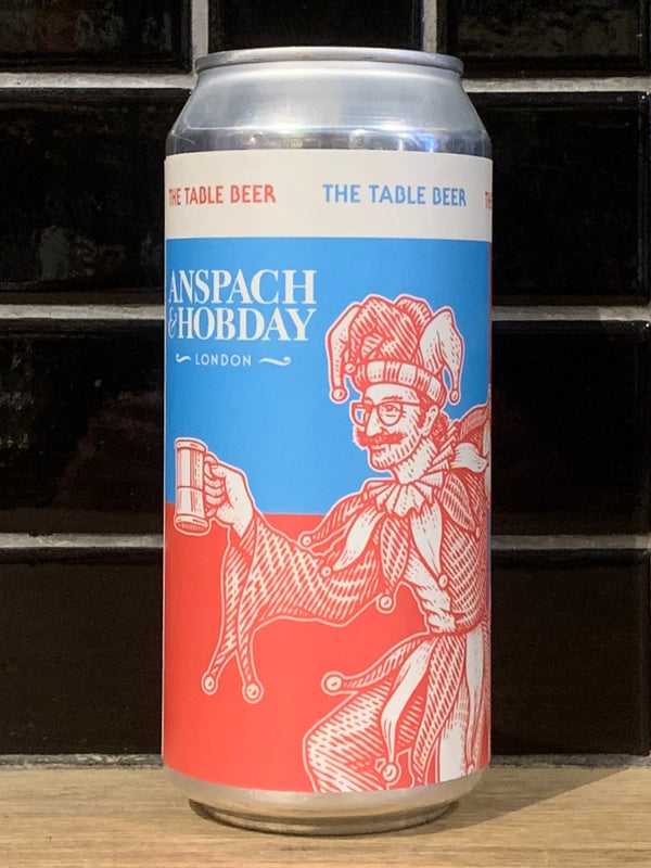 Anspach & Hobday The Table Beer