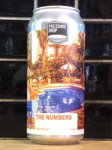 Pressure Drop The Numbers DDH Pale