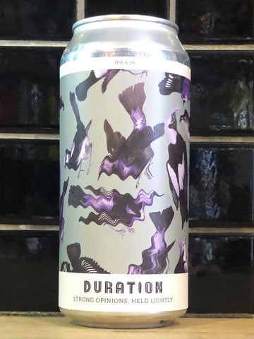 Duration Strong Opinions Held Lightly IPA