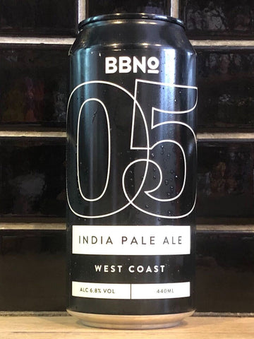Brew By Numbers West Coast IPA