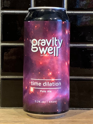 Gravity Well Time Dilation Pale Ale