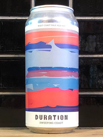 Duration Sweeping Coast Pale Ale
