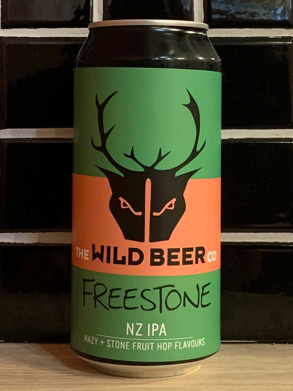 Wild Beer Freestone Hazy IPA