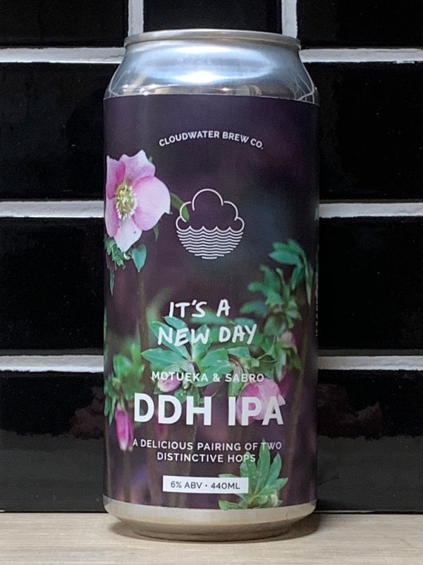 Cloudwater It's A New Day DDH IPA