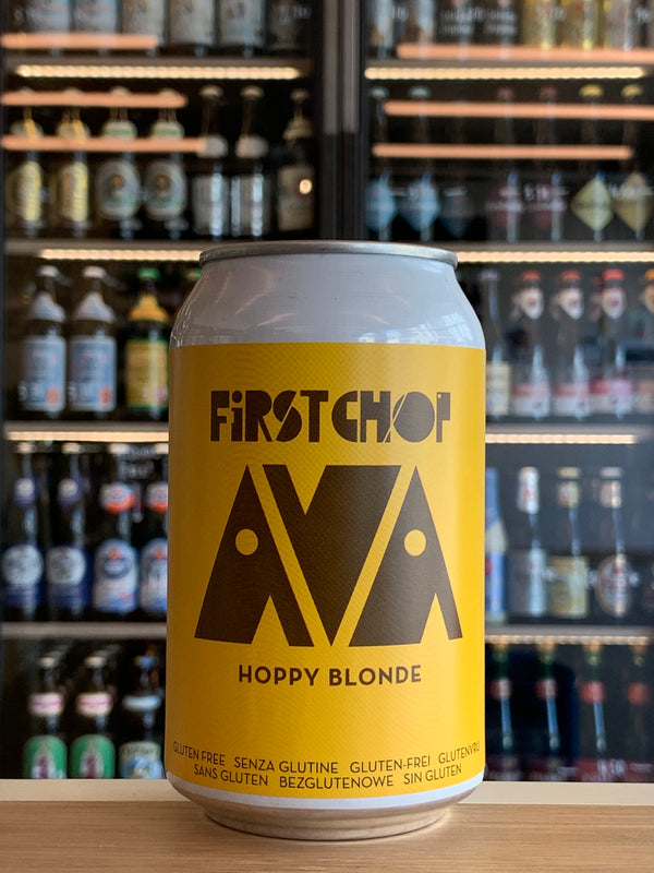 First Chop AVA Hoppy Blonde