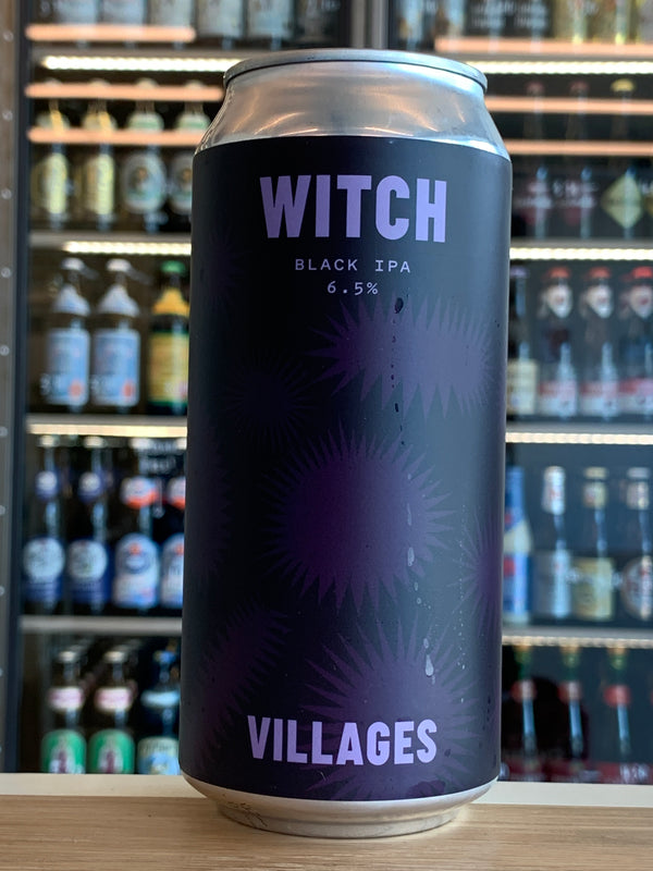 Villages Witch Black IPA