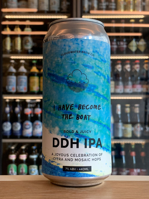 Cloudwater I Have Become The Boat DDH IPA