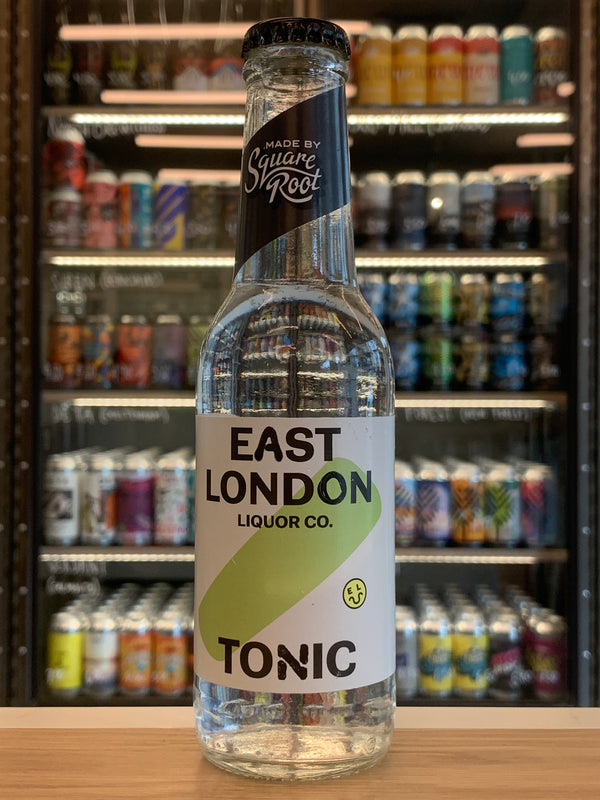 Square Root X ELLC East London Tonic 8 Multipack